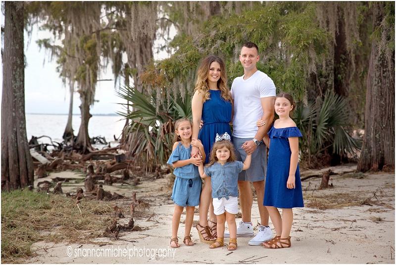 mandeville, la family photographer
